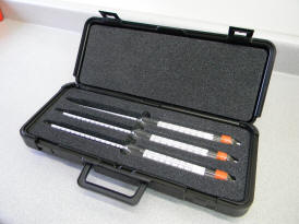 API Scale Thermo-Hydrometers